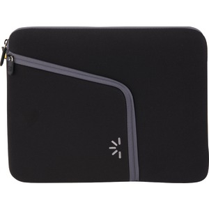 CASE LOGIC Laptop Sleeve (black; Holds Up To 13 inch. Laptops) PLS-13BK