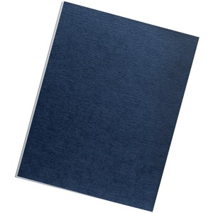 Expression Linen Presentation Covers  Letter 200pk (Navy)