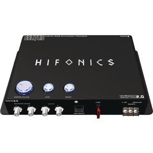 HIFONICS BXiPro 2.0 Digital Bass Enhancement Processor with Noise-Reduction Circuit BXIPRO 2.0