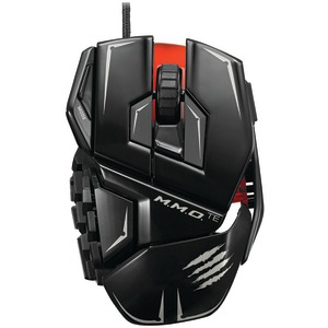 M.M.O.(TM) TE Mouse (Gloss Black)