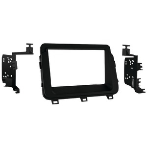 METRA 2014 & Up Kia(R) Optima Double-DIN Installation Kit Matte Black 95-7359B
