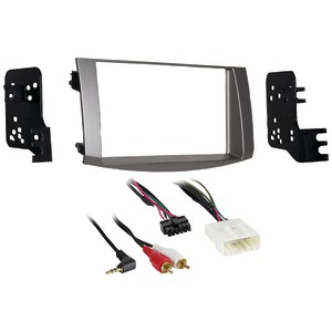 METRA Double-DIN Installation Kit Silver for 2005 - 2010 Toyota(R) Avalon 95-8215S