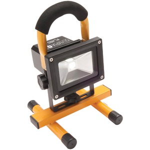 450-Lumen Rechargeable Cordless LED Floodlight