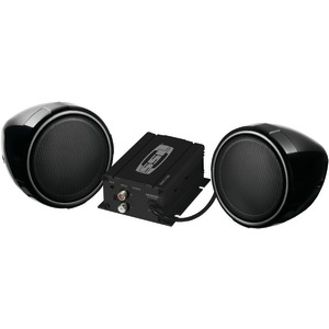 SOUNDSTORM Motorcycle-UTV Speaker & Amp System (With Bluetooth(R)) SMC70B