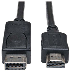 TRIPP LITE Displayport to HD Adapter Cable (6ft) P582-006