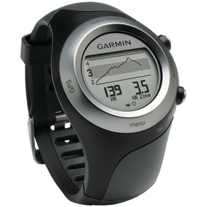 Refurbished Black Forerunner(R) 405 with Heart Rate Monitor