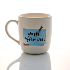Mug - Wash After Use