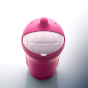 Bin MR.P Be Happy - Pink (Small)