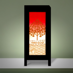 Mulberry Paper Lamp Bodhi Tree
