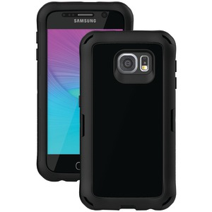 Samsung(R) Galaxy S(R) 6 Explorer Case with Holster (Black)