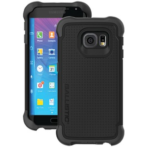 Samsung(R) Galaxy S(R) 6 Edge Tough Jacket(TM) Case (Black)