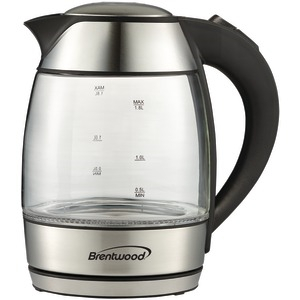 Glass Electric Kettle 1.8 Liter