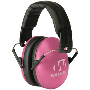 Youth & Women Folding Muff (Pink)