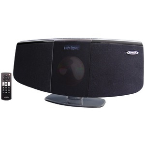 JENSEN Bluetooth(R) Wall-Mountable Music System with CD Player JBS-350