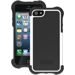 iPhone(R) 5-5s SG MAXX Case with Holster (Black-White)