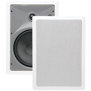 CT Series Glass Fiber 2-Way In-Wall Speakers (8