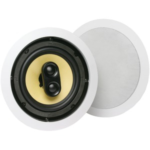 DCM Kevlar(R) 2-Way Stereo Input In-Ceiling Speaker (6.5