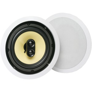 DCM Kevlar(R) 2-Way Stereo Input In-Ceiling Speaker (8