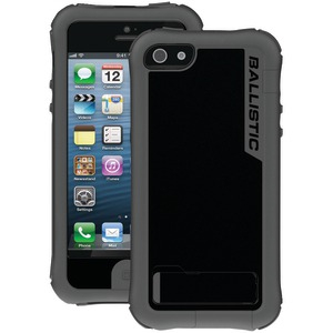 iPhone(R) 5 Every1 Case with Holster (Charcoal-Black PC)