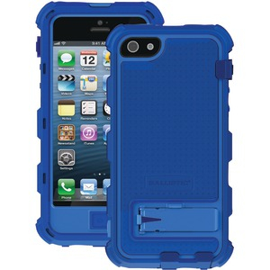 iPhone(R) 5 Hard Core Series Case (Cobalt)