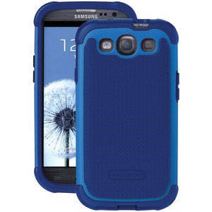 Samsung(R) Galaxy S(R) III Tough Jacket(TM) Case (Navy Blue-Cobalt)