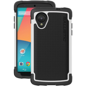 LG(R) Nexus(R) 5 Tough Jacket(TM) Case (Black-Black-White)