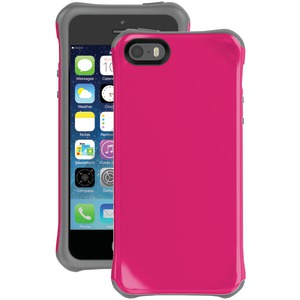 iPhone(R) 5-5s Urbanite(TM) Case (Raspberry Pink-Charcoal Gray)