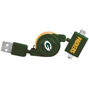 Mini-Micro Retractable Cable (Green Bay Packers(R))