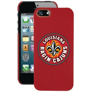Louisiana Lafayette Ragin' Cajuns(R) Primary Mark Design iPhone(R) 5-5s