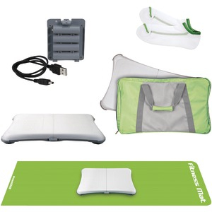 Nintendo Wii Fit(R) 5-in-1 Fitness Bundle