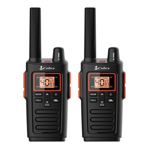 COBRA(R) RX380 FRS 2-Way Radios, Pair RX380