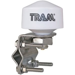 TRAM(R) GPS Antenna with SMA Female Connector (Rail Mount) GPS-10