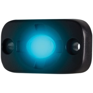 HEISE LED LIGHTING SYSTEMS(R) 1.5-Inch by 3-Inch Aux Lighting Pod (Blue) HE-TL1B