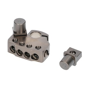METRA(R) 1/0 to 10-Gauge 8-Position Battery Terminal VBTPN