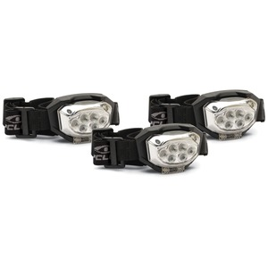 CYCLOPS(R) TRIO 300 Lumen Headlamp 3 Pack CYC-HL-3PK