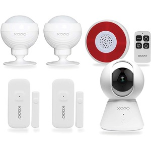 PK1 Wi-Fi(R) Smart Home Security System Kit