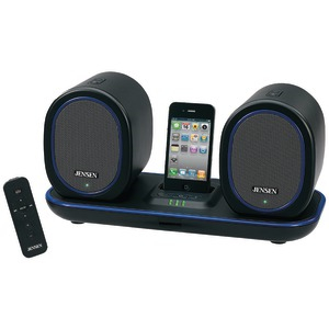 Docking Digital Music System with Wireless Speakers for iPod(R)