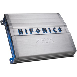 ZEUS Gamma ZG Series 1,200-Watt Max 4-Channel Class A/B Amp