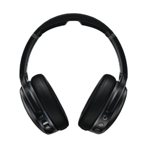Crusher ANC Personalized Noise Canceling Headphones (Black)