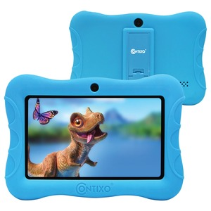 7-Inch Kids Tablet with 16 GB Storage (Blue)