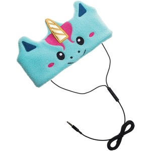 CONTIXO H1 Kid's Fleece Headphones (Unicorn) H1-UNICORN