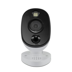4K Thermal-Sensing Warning-Light Add-on Security Camera