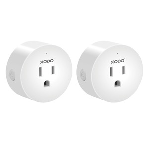 WP1 Wi-Fi(R) Mini Smart Home Outlets, 2 Pack
