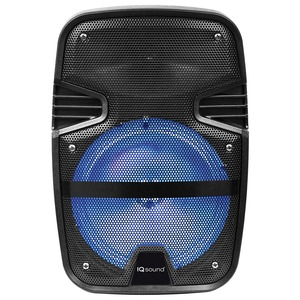 8-Inch Tailgate Bluetooth(R) Speaker (Black)