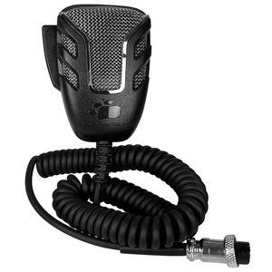 UNIDEN(R) 4-Pin Noise-Canceling Microphone Replacement for CB Radios BC804NCM