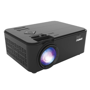 150-Inch Home Theater LCD Projector with Bluetooth(R)