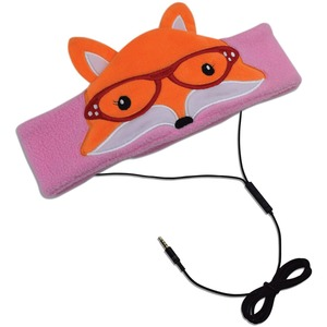 H1 Kid's Fleece Headphones (Fox)