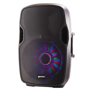 AS-15BLU-LT Multi-LED Bluetooth(R) Loudspeaker