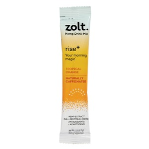 ZOLT Tropical Orange Rise+, 10 Pack RI12001