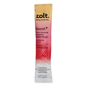ZOLT Passion Fruit Boost+, 10 Pack BO12001